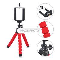 Mini Flexible Trépied Support Pince pour Smartphone  Appareil Photo Compact / RD