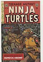 Teenage Mutant Ninja Turtles # 48 SUB (Jul 2015, IDW) NM