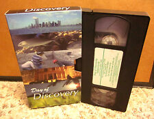 MICHELLE AKERS Period Judges Christmas FIFA Christian VHS Day of Discovery 1999