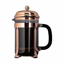 Grunwerg Cafe Ole 8 Cup Classic Coffee Maker Glass Cafetiere Plunger 1L TM10CU