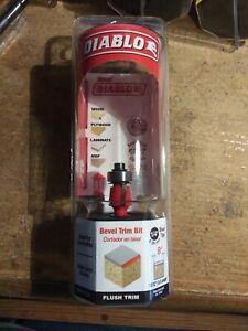DIABLO DR41110  1/4-inch Carbide