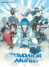 New PC BL Game DRAMAtical Murder From Japan