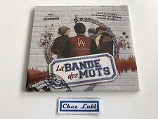 La Bande Des Mots - Promo Album 2012 - CD - Neuf Sous Blister