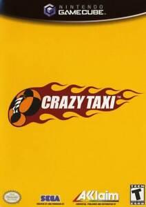 Crazy Taxi Nintendo Gamecube