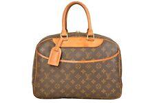 Louis Vuitton Monogram Deauville Hand Bag M47270 - YG00779
