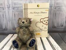 Steiff Collectible Teddy BearsDark Grey Necklace 60th Animal Doll Hair 662577