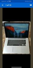 "Apple MacBook Pro A1398 15.4"" Laptop - MJLU2B/A (May,2015, Aluminum)"