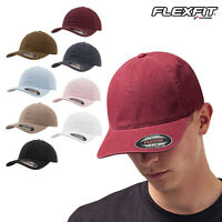 Flexfit by Yupoong Garment Washed Cotton Dad Hat (6997) - 8-Row Stitching Cap