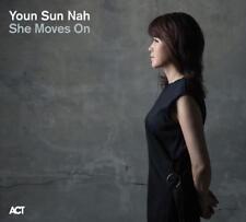 She Moves On von Youn Sun Nah (2017)