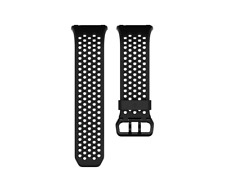 Brand New FITBIT Ionic Sport Band - Black & Grey, Small