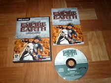 EMPIRE EARTH 2...the art of supremacy...jeu complet...sur PC