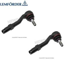 For BMW E60 525xi Set of Left & Right Outer Tie Rod Ends OEM Premium Quality