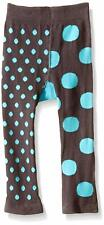 Trumpette Baby Girls' Leggings, Turquoise Dot, 12-18 Mos