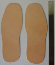 "Full Soles Xxl 5.5 mm Giant 14 x 5"" Tooling Leather Shoe Boot Repair Replacement"