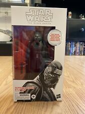 Star Wars The Black Series #90 First Edition Supreme Leader Kylo Ren