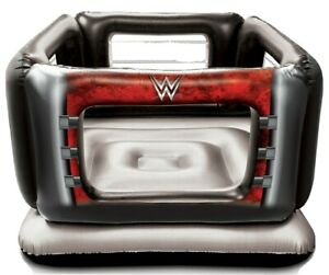 WWE Superstars Bouncer Ring Inflatable - Better Sourcing NEW RARE
