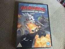 ? dragons defenders of berk part 1 dvd new and sealed freepost