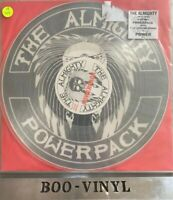 """The Almighty, Powerpack 12"""", Clear Vinyl Rare Dub Versions Ex Con"""