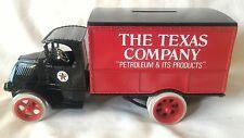 1925 ERTL Texaco  Diecast Metal Mack Bulldog truck