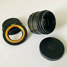 Helios-44-2 58mm f./ 2 Helios 44-2 2/58mm M42 Lens mount + Adapter for Canon EOS