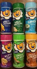 PACK of 6 Flavors KERNEL SEASON'S Movie HUGE Popcorn Seasoning Sampler