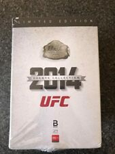 UFC 2014 Events Collection Limited Edition Boxset 21 Discs Sealed R4 (Box D224)