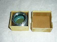 Vintage ACTINA 34mm Metal Lens Hood, Boxed