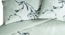 Unicorn Duvet Set Duvet Cover Size: Single Double King