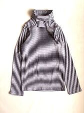 Next Girl`s Stripe Turtle neck Long Sleeve Top Size 8yrs