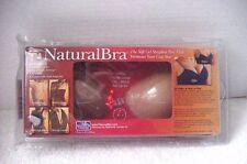 The New NaturalBra Soft Gel Strapless Natural Bra Sz. A ~ As Seen On TV Bra