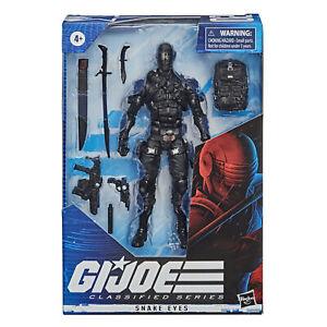 Snake Eyes - Figura - Gi Joe Classified Series - 4 AÑOS+