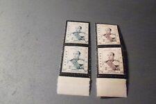 Cambodia # 74-5 pairs MNH 1960 set cv 20.00