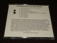 Christmas With YOLANDA ADAMS Rare Advance U.S. PROMO CD Gospel Holiday Album