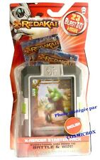 REDAKAI starter carte deck BRUTICON x-reader starter English pack card x-drives