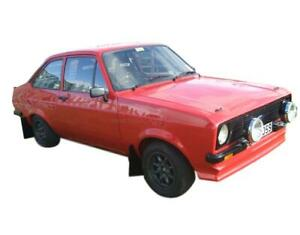Ford Escort Mk2 Safety Devices 6 Point Bolt in Roll cage with harness bar
