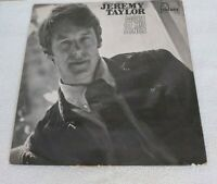 JEREMY TAYLOR ~ MORE OF HIS SONGS LP ~ VINYL EXCELLENT ~ STL5523