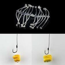 24pcs/Set Carp Fishing Inserts Hair Rigs Fishing Bait Stops Accessories