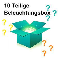 Überraschung Box Sonderposten Lampen LED Flohmarkt Restposten Strahler Mystery