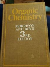 Vintage Organic Chemistry Morrison and Boyd 3rd Edition 1973