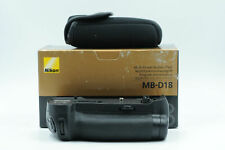 Genuine OEM Nikon MB-D18 Multi-Power Battery Pack Vertical Grip (D850)      #546