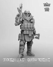 Advance Guard Heavy Charger T35003 Maßstab: 1/35 Nutsplanet