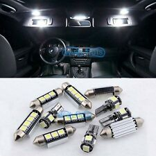 White Light 20x LED SMD Error Free Interior Kit For bmw E60 E61 M5 525i 535i 545