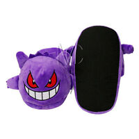 Slipper Plush Half Shoes Soft Stuffed Indoor Warm Adults Anime Go Gengar 28Cm