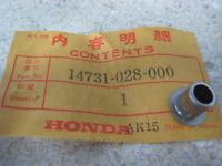 1974-1978 Honda XL175 CB360 CB360T CL360 CJ360 175 360 Valve Stem Seal OEM NOS