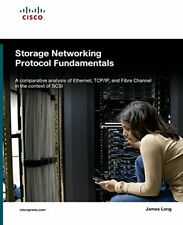 Storage Networking Fundamentals by Long  New 9781587051609 Fast Free Shipping-,