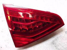 nv70338 Audi A5 S5 2013 2014 2015 2016 Left Driver Side LED Inner Tail Light OEM