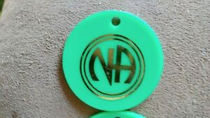 80s narcotics anonymous 60 day anniversary chip