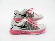 b0e174869 Nike Zoom Courtlite 3 Women White Pink Sneaker Tennis Shoe 8M Pre Owned GQ