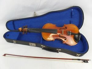 LARK 4/4 Violin with hard case, Bow & Rosin 11 years to Adult