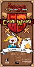 * Adventure Time Card Wars Fiona vs Cake